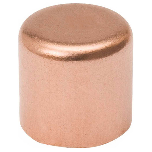 Copper Tube End Cap