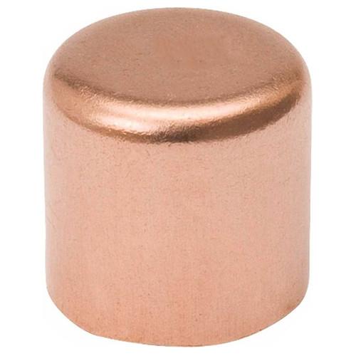 Copper Tube End Cap