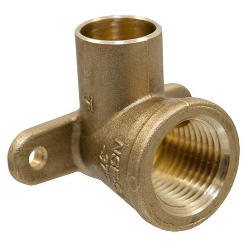 Cast Brass 90 Degree Drop Ear Elbow