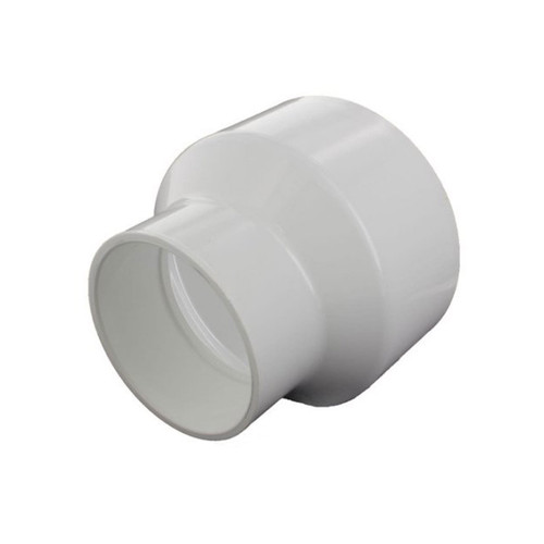 PVC DWV Increaser Reducer Coupling