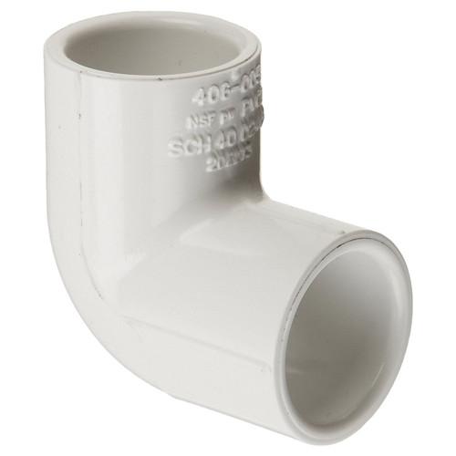 PVC Sch40 90 Degree Elbow