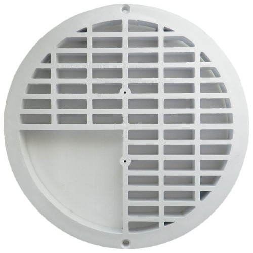 Plastic Three Quarter Grate for Deep Sump Drain (PDSG75-080434417087)