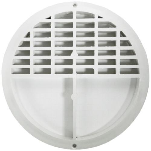 Plastic Half Grate for Deep Sump Floor Drain (PDSG50-080434417100)