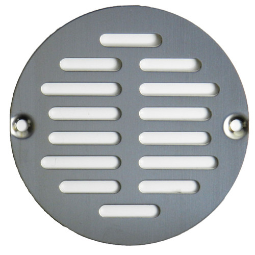 "5"" Stainless Steel Stamped Strainer (SP3-080434409990)"