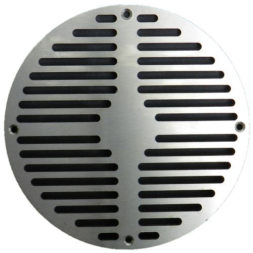Nickel Finish Full Grate for Shallow Sump Drain (SP11LFN-080434504251)
