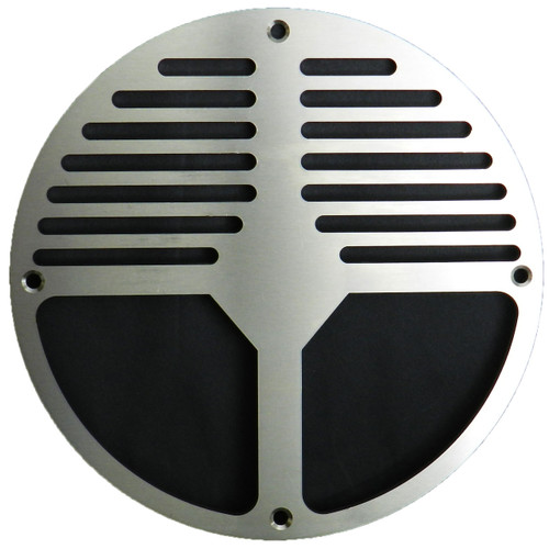 Nickel Finish Half Grate for Shallow Sump (SP11LHN-080434002849)