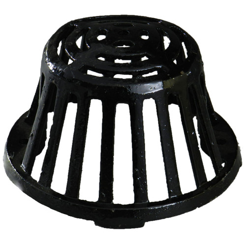 "Roof Dome - 8"" Cast Iron"