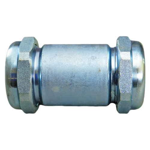 Compression Coupling - Galvanized - SALE 20% off
