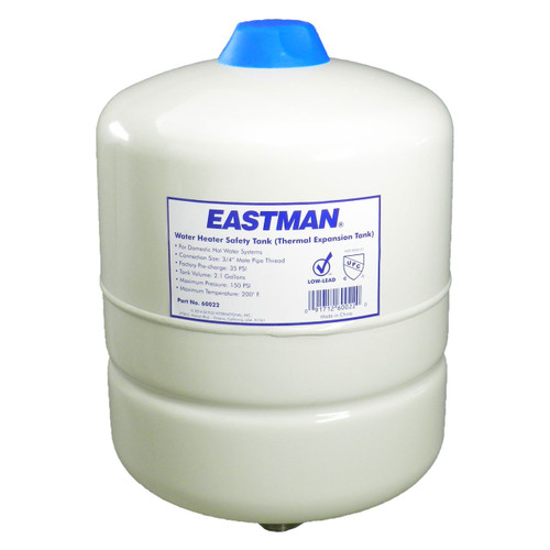 Thermal Expansion Tank - 2 Gallon - SALE 40% off