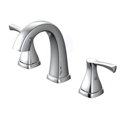 "Faucet - Two handle with 8"" spread"