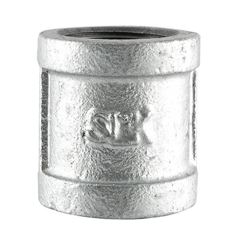 Banded Coupling - Galvanized