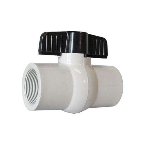 Ball Valve - PVC Sch 40 (Threaded)