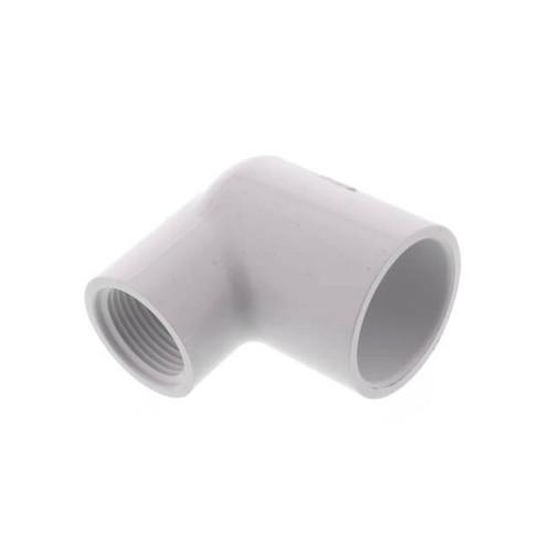 PVC 90 Degree Reducing Elbow (Threaded)