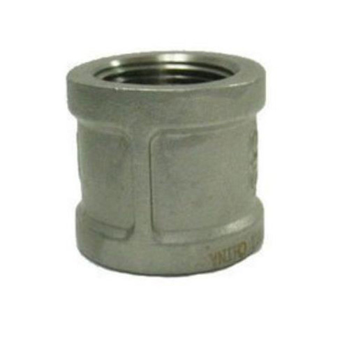 Coupling - Stainless Steel