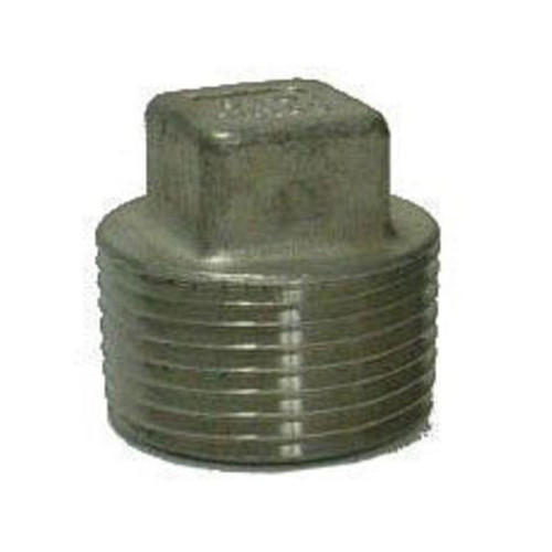 Plugs - Stainless Steel
