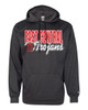 East Central Adult Drifit Hoodie