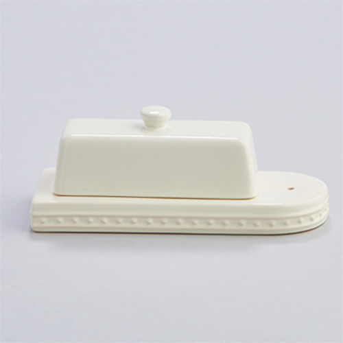 Nora Fleming Covered Butter Dish