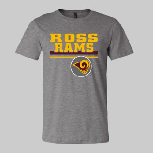 Ross Rams Stripes 2019 Vintage Gray