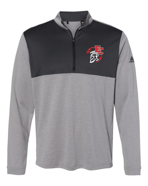East Central Adidas Lightweight Quarter-Zip Pullover