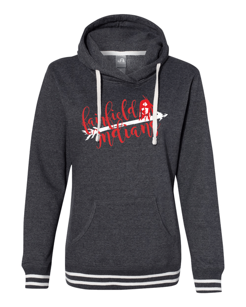 Fairfield Ladies Relay Hoodie