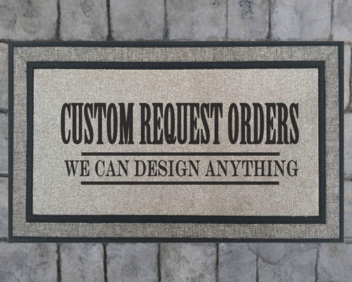 Custom Request Doormat- Personalized!