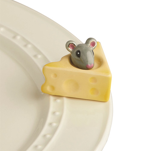 Nora Fleming Mini Cheese, please! Mouse A223