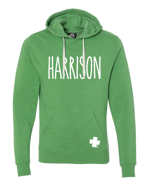 Limited Edition Harrison Lucky Hoodie