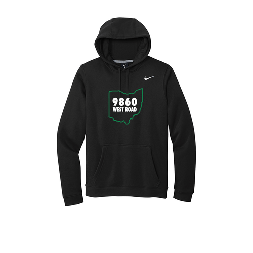 9860 West Road Nike Fleece Hoodie