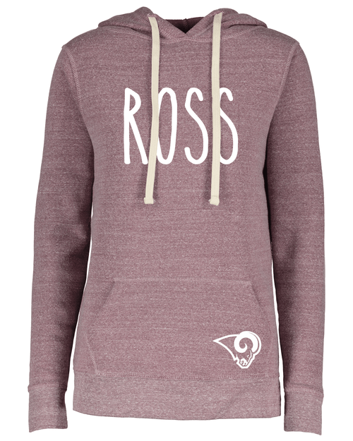 Limited Edition Ross Ladies Hoodie