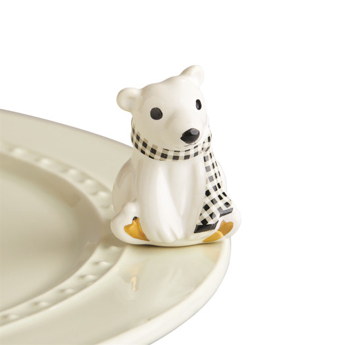 Nora Fleming Mini Polar Bear A254