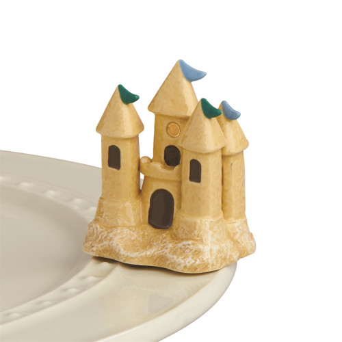Nora Fleming Mini St. Jude Magical Castle A260