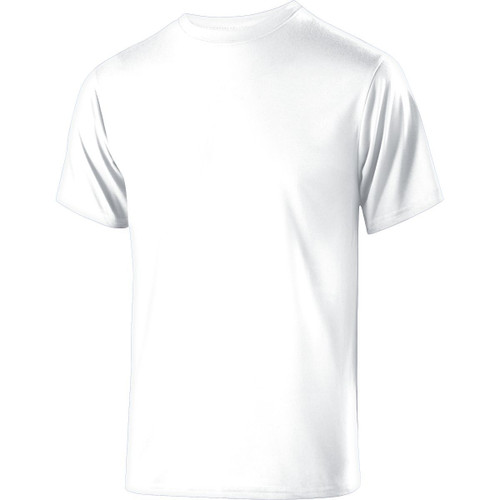SALE White Drifit Tee- Choose your school logo!