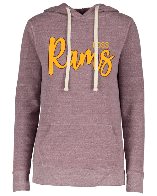 SALE Ross Ladies Hoodie