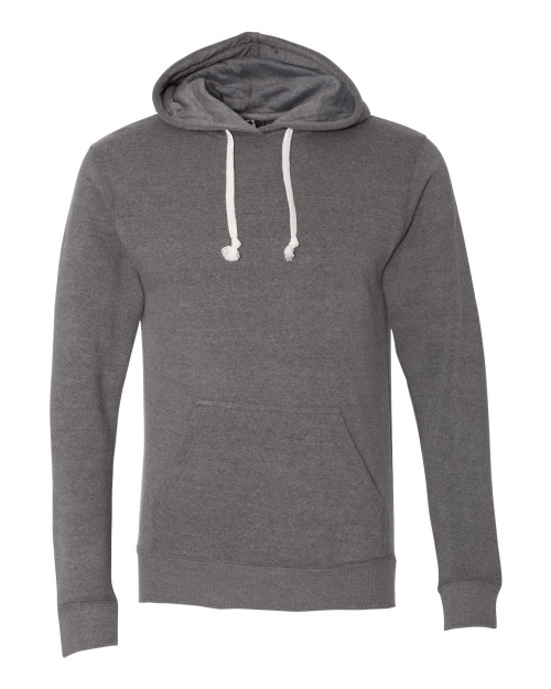SALE Vintage Triblend Medium Gray Unisex Hoodie- Choose your school!