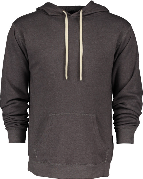 SALE Triblend Medium Gray Unisex Hoodie- Choose your school!