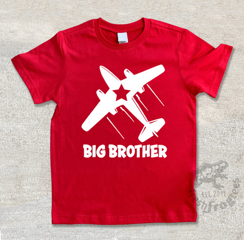 Big Brother shirt - Airplane