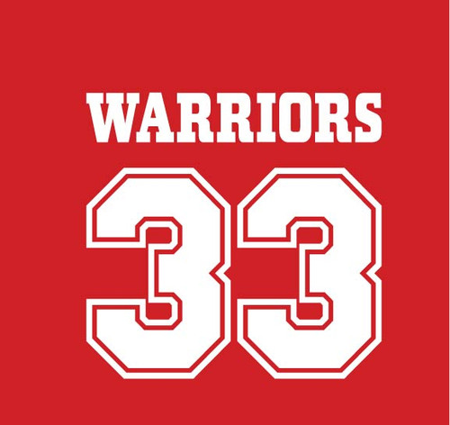 Warriors Soccer Shirts