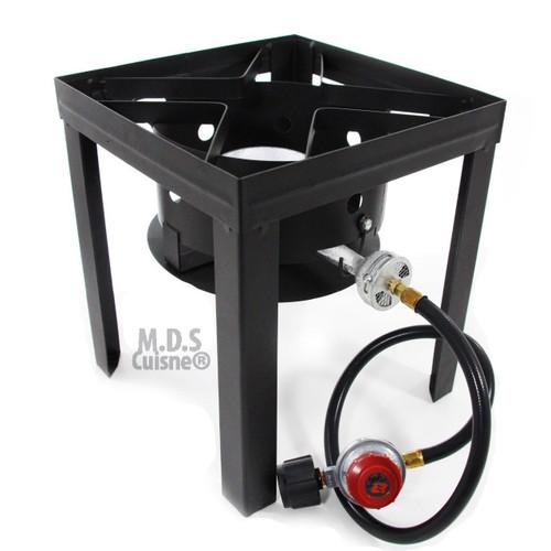 High Pressure Heavy Duty Portable Propane Single Stove Burner Outdoor Patio BBQ