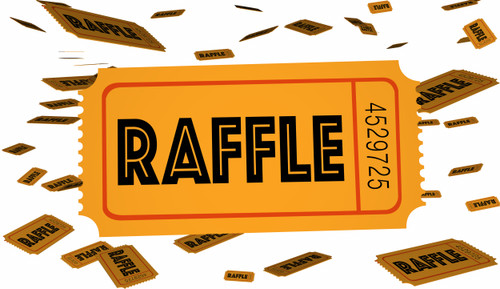 RAFFLE OF THE MONTH