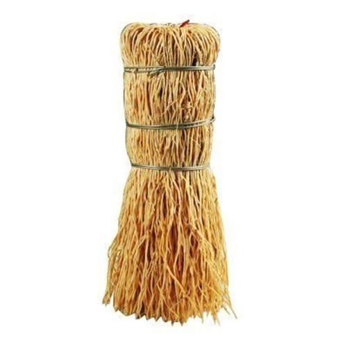 "Mexican Natural Fiber Root Brush Scrubber - Escobeta - 5.5"" Traditional Handmade"