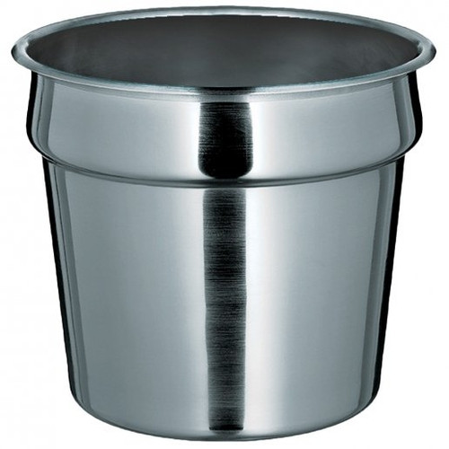 Inset Vegatble Pot 7 Qt. Stainless Steel