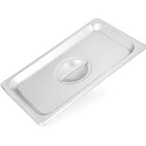 Cover Lid for 1/4 Tray Steam Table Pan Stainless Steel