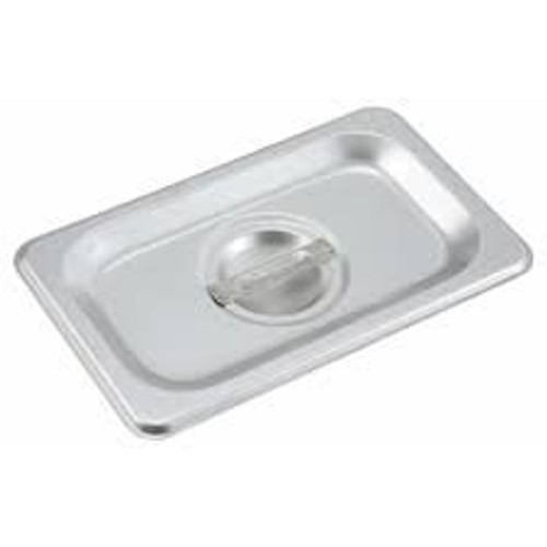 Cover Lid for 1/9 Tray Steam Table Pan Stainless Steel