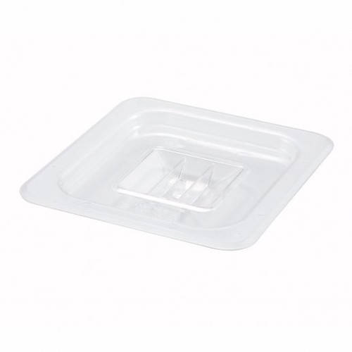 Lid Cover for 1/6 Poly-Ware Clear Food Tray