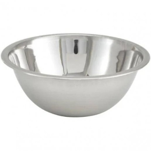 Mixing Bowl 3QT Stainless Steel All Purpose Mixing Bowl