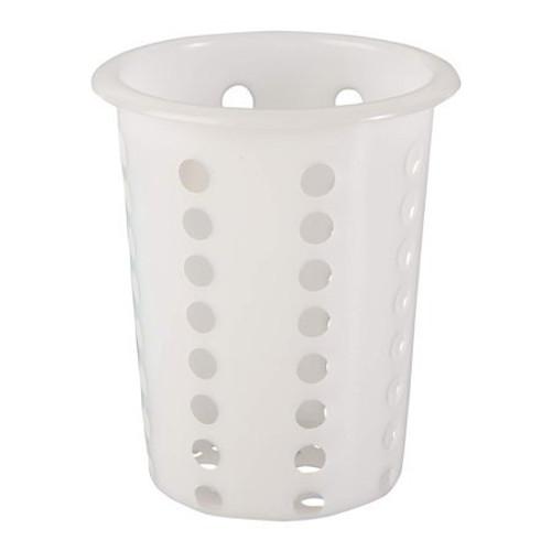 """Flatware Cylinder Holder Plastic 5"""""""