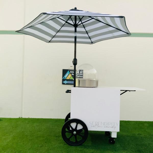 "Build Your Own Vending  Cart 36"""