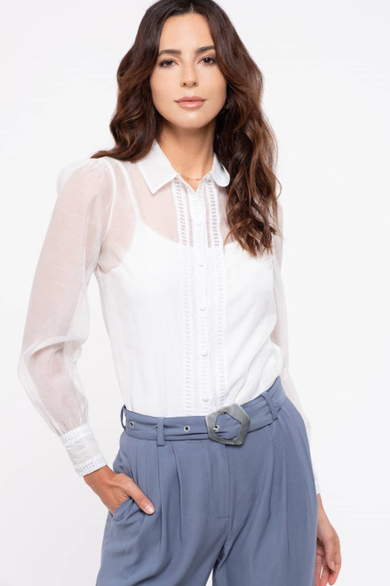 Value Add blouse in White
