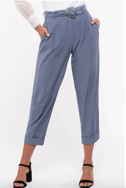 Alignment Pants in Light Blue