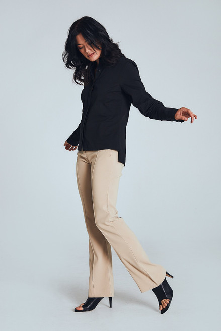 Perspective Pant in Beige